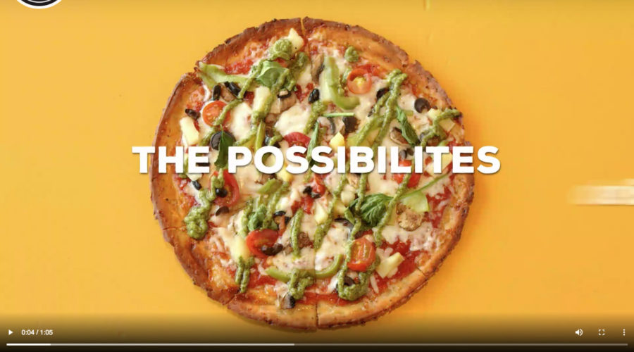Pizza Joint Goes Big: Expect Ad Review