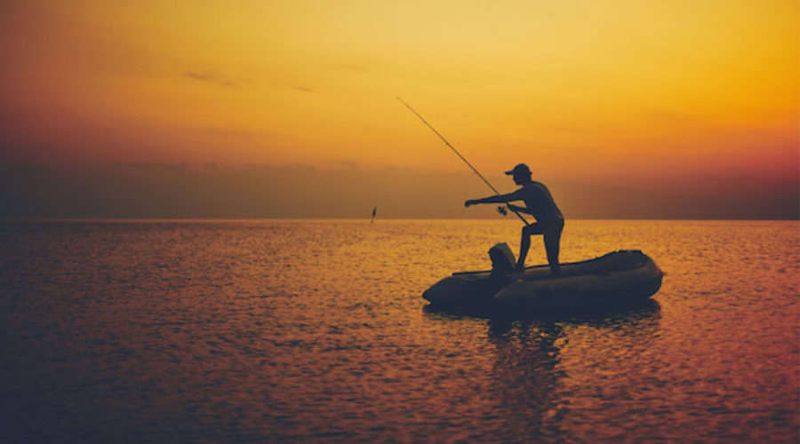 We see a Cause Marketing campaign in the future of 2 fishing brands