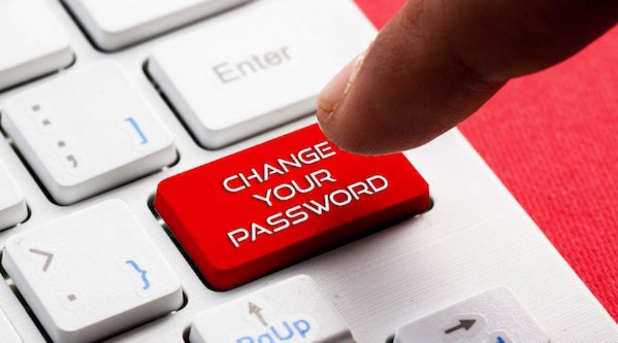 Don't let an ex-employee change your Ratti Report password before you do