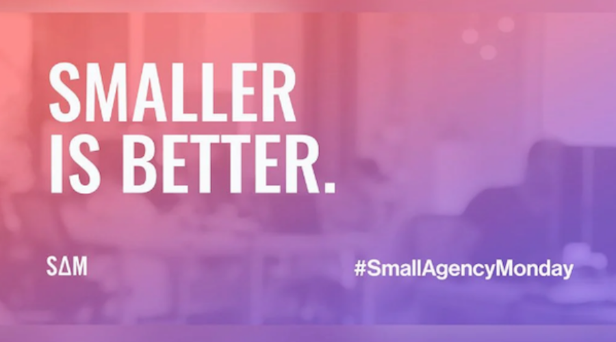 Small Agencies: Check This Out