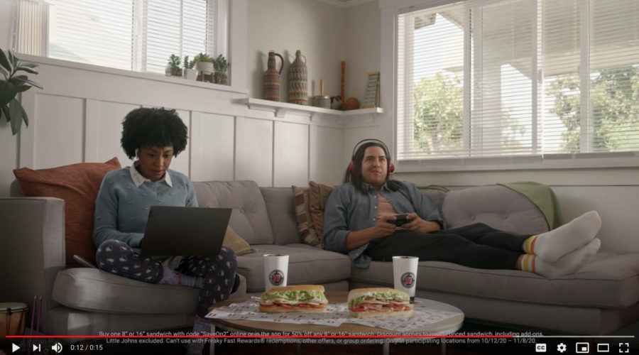 We forecasted this ad review this spring: Now It's Been Won