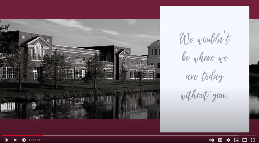 University brand identity & marketing strategy services