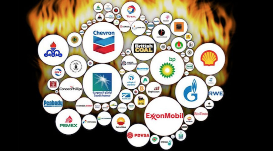 What to do with fossil fuel clients?