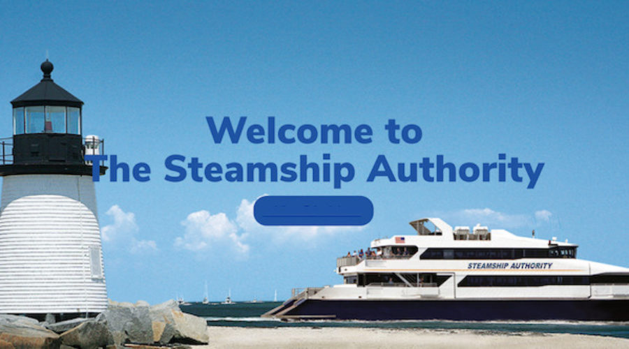 Steamship Authority RFP: Throw them a line!