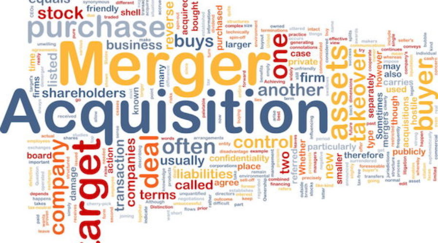 Five acquisitions to look into