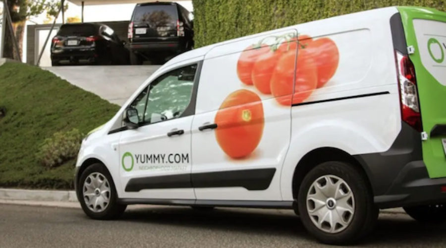 15 delivery startups with lots of cash to pitch