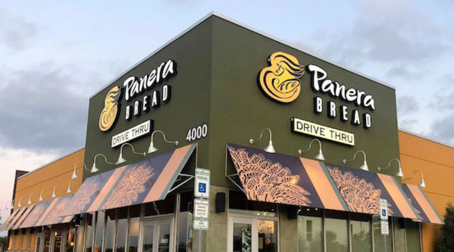 Panera Bread: The latest account we forecasted to go into review